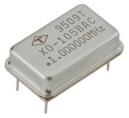 Oscillateur a quartz 1 MHz