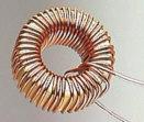 Tore ferrite avec fil
