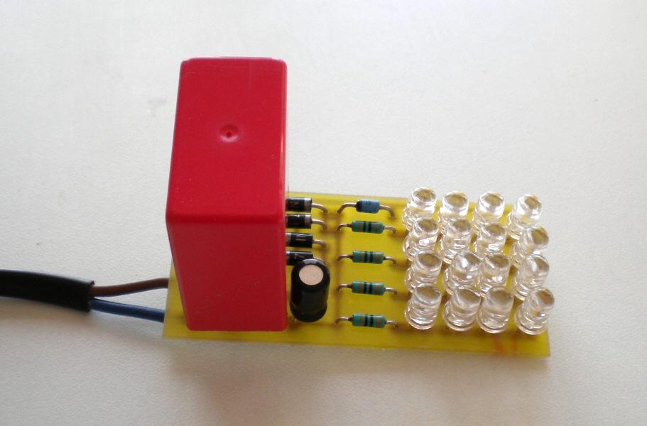 electronique ampoule 230v a leds. Black Bedroom Furniture Sets. Home Design Ideas