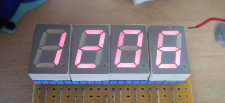 Electronique Compteur Points Proto B on Led Anode Cathode Circuit