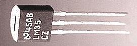 Capteur Temp 001 - LM35