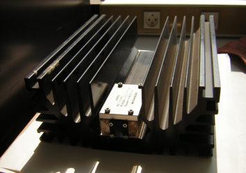 Radiateur charge 50 ohms 400W
