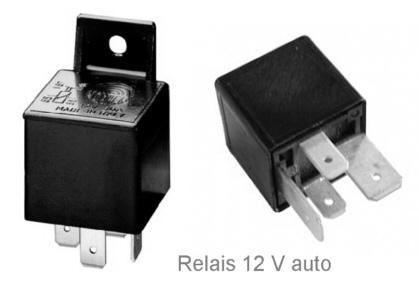 electronique th orie relais. Black Bedroom Furniture Sets. Home Design Ideas