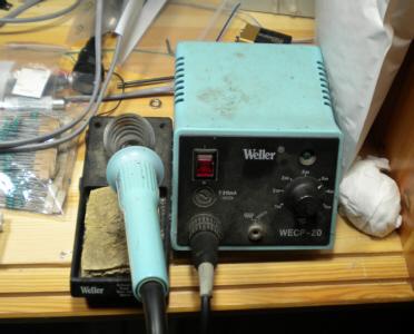 fer a souder electronique professionnel